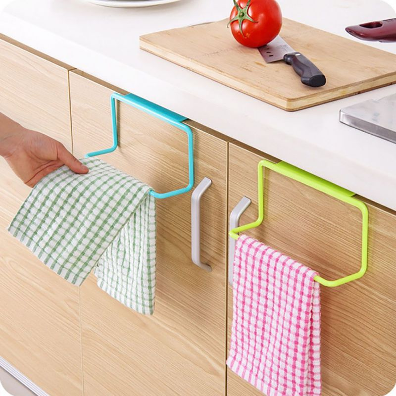 Image Is Loading Over Door Towel Holder Hanging Rail Hanger