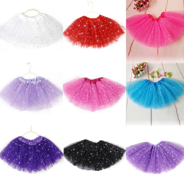 305cf9ded SWEET TUTU SKIRT Baby Girl Kid Party Ballet Dance Wear Dress ...